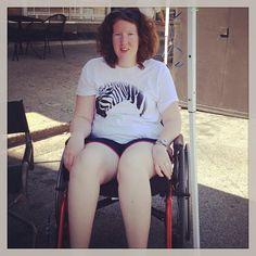 Healing Hopefully: Why I Walk My Wheelchair to Class: Finding the Balance in Chronic Illness