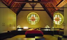 desire to inspire - desiretoinspire.net - Emma Cross Old church living!!