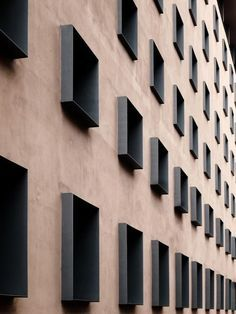pop out window facade - Google Search