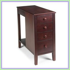 narrow nightstand with drawers-#narrow #nightstand #with #drawers Please Click Link To Find More Reference,,, ENJOY!! End Tables With Drawers, End Tables With Storage, Narrow Nightstand, Nightstands, Narrow Coffee Table, Folding Walls, Sofa Styling, Wood Bedroom, Master Bedroom