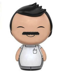 This Bob's Burgers Bob Dorbz Figurine is perfect! #zulilyfinds