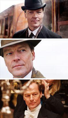 Iain Glen as Sir Richard Carlisle, Season 3