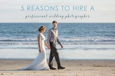 5 reasons to hire a professional wedding photographer, why not to have a friend photograph your wedding