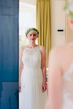 #Brautkleid von Anna Kara