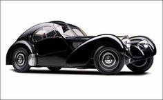 1938, Bugatti Type 57SC Atlantic
