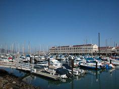 Marina Yacht Harbor by Fort Mason
