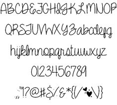 Amber Shaie font by ByTheButterfly - FontSpace Cute Fonts, Pretty Fonts, Alphabet Style,
