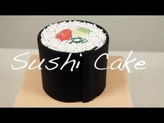 Decorate a Sushi Cake