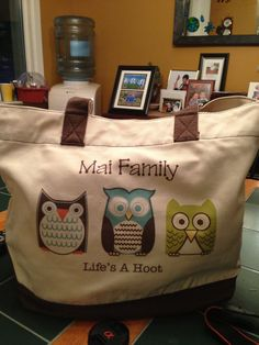 """www.mythirtyone.com/AngieRyan3  Check out all of the new Fall 2013 products along with new fabric and personalizing options!!!  Mention """"Pinterest"""" and receive 10% off your order on top of any monthly specials and offers on my website above. Thanks and feel free to email me any questions or orders!!  Thanks!!"""