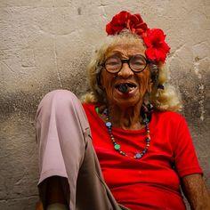 Granny Puretta ~ Havanah, Cuba