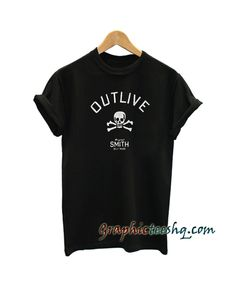 Outlive original smith tee shirt for adult men and women. It feels soft : Outlive original smith tee shirt Cool Graphic Tees, Cool Tees, My T Shirt, Tee Shirts, Funny America Shirts, Tee Shirt Designs, Great T Shirts, Shirt Price, Funny Tees