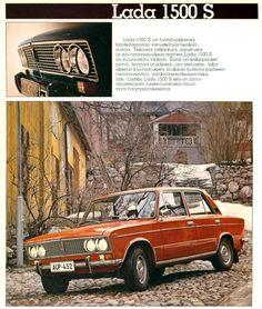 1979 -  Saga Lada