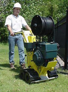 Want To Install Underground Sprinkler System Line Ward L2