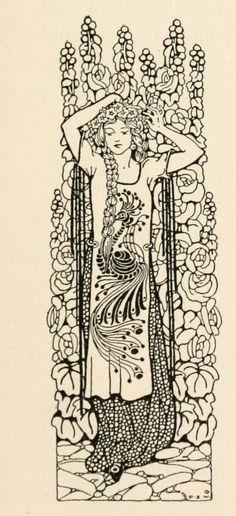 venusmilk:The boy who knew what the birds said, 1918Illustrations Dugald Stewart Walker