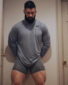 Beard & Quads