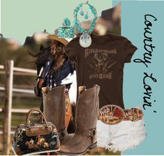 """""""Country Loving"""" by countrygurl16 ❤ liked on Polyvore"""