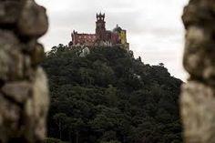 Resultado de imagem para A serra de Sintra
