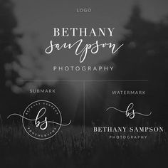 Photography Logo Business Logo Logo and Watermark Photography Logos, Lifestyle Photography, Logo Ideas, Business Logo, Logo Inspiration, Photo Logo