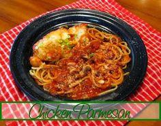 Chicken Parmesan http://www.momspantrykitchen.com/chicken-parmesan.html