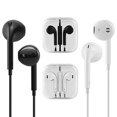 Apple earphones Ancoki,Earbuds, Stereo Headphones and Noise Isolating headset , Mic and Remote Control for Apple iPhone iPod iPad Samsung Galaxy LG HTC (3 PACK)  https://topcellulardeals.com/product/apple-earphones-ancokiearbuds-stereo-headphones-and-noise-isolating-headset-mic-and-remote-control-for-apple-iphone-ipod-ipad-samsung-galaxy-lg-htc-3-pack/  HIGH-PERFORMANCE: Built with high-performance speakers for extended frequency range, lower distortion, hi performance and no