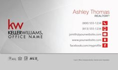 Berkshire hathaway real estate business cards thick color both keller williams real estate business card template 89 reheart Gallery