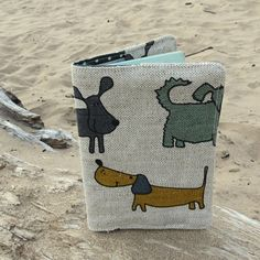 Made from Liberty Lawn. Oyster Card, Ticket Holders, Passport Cover, Star Designs, Dog Design, Oysters, Liberty, Whimsical, Coin Purse