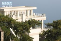 Продажа дома, 5этажей, 800кв.м, 8комн., люкс, участок 12соток, Ялта