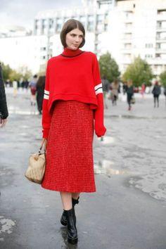 Paris Fashion Week #pfw #paris #streetstyle