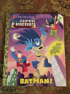 DC*Super Friends Batman! Copyright 2012
