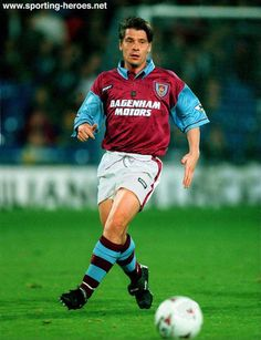 Tony Cottee - West Ham United FC