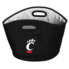 Cincinnati Bearcats NCAA Collapsible Beverage Cooler Party Bucket