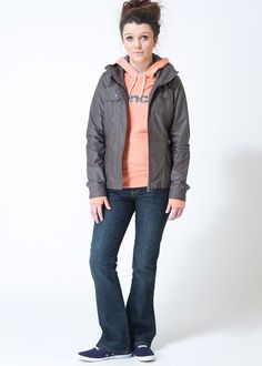 Bench Fletcher Ladies Jacket