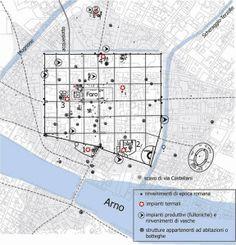 27 best antiche mappe di firenze e della toscana images on pinterest firenze in antiche mappe altavistaventures Images