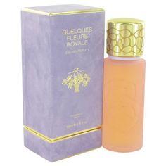 Quelques Fleurs Royale Perfume by Houbigant 34 oz Eau De Parfum Spray for Women * Locate the offer simply by clicking the VISIT button