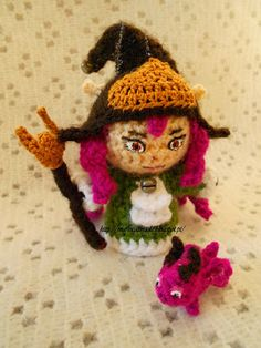 MarieCatmade: Chibi Dragon Trainer Lulu