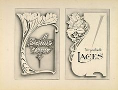 1910 Print Graphic Design Template Sign Art Nouveau - Original Print