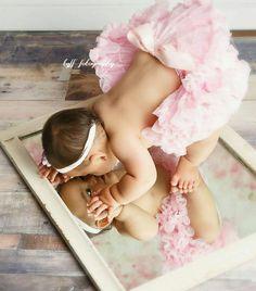 licht roze petticoat Best Seller voor onze 1 jarige Diva's