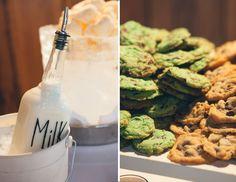 Catering Dessert Cookies Alternative Vintage Tin Tables Light Blue Milk And White Spring Diy Cakes Decor De
