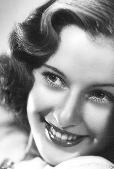 Barbara Stanwyck - pretty much adorable and beautiful. She could be feisty, vulnerable, cute, and sensual, all at the same time.