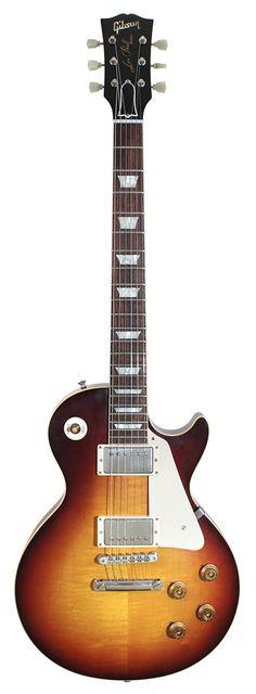 "Gibson Custom Shop Collectors Choice #6 1959 Les Paul ""Number One"" Aged | Rainbow Guitars"