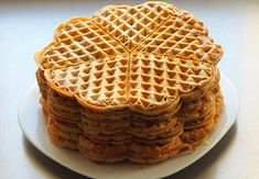 Waffles, Breakfast, Recipes, Morning Coffee, Waffle, Ripped Recipes, Cooking Recipes