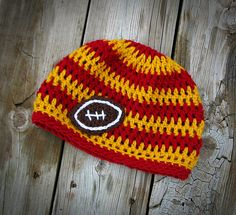 49ers Football Hat and other NFL Football Team Themed Hats.