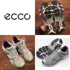 ⭐️Like New Ecco Running Shoes⭐️ Worn maybe twice indoors for a short period of time. Like new!! I bought a size too big  These shoes are a size 10/10.5. They are designed for support and comfort! I paid $200 plus tax for these! Bundle or use Pal for bigger discount ❤️ Ecco Shoes Athletic Shoes
