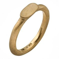 Wedding Band Ring in 14k Yellow Gold