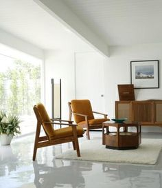 Mid Century Shopping Resources in Palm Springs - Vintage Furnishings & More