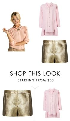 """soy luna"" by maria-look on Polyvore featuring BCBGMAXAZRIA"