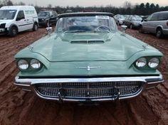 1960 FORD THUNDERBIRD - easyexport.us/cars-for-sale/FLOOD_-_SALVAGE_1960_FORD_TBIRD_28566702 ════════════ ❄❄ etsy ☞ https://www.etsy.com/fr/shop/ArtEtPhilatelie?ref=hdr_shop_menu