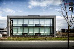 Architectura - Kantoorgebouw Bekaert van BURO II & ARCHI+I en Sileghem & Partners / @BURO II & ARCHI+I urban planning | architecture | engineering | interior design