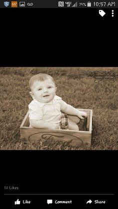 SEPIA Little baby  shoot idea