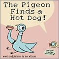 """""""The Pigeon Finds a Hot Dog"""" by Mo Willems. This is one of my 4 year old daughter's favourite books of all time. She loves it so much we had a hot dog party for her 2nd birthday!"""